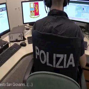 polizia intercettazioni ansa