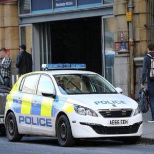 Polizia inglese, Ansa
