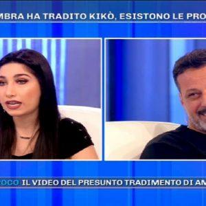 """Pomeriggio 5, Giulia Napolitano: """"Ambra Lombardo ha tradito Kikò Nalli. E non è la prima volta..."""""""