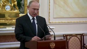 Belgorod il lancia siluri atomici russo: sollevano tsunami che affogano città