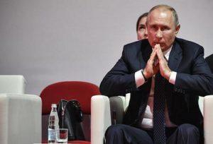 Vladimir Putin, Ansa