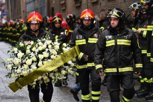 Quargnento, rabbia dei vigili del fuoco: sono morti per futili motivi