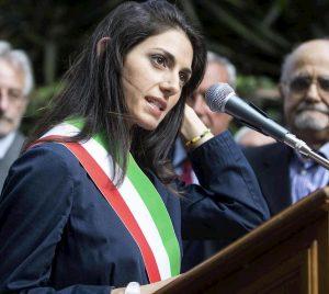 Sondaggio Roma: 8 su 10 non voterebbero Raggi