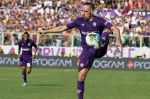 Ribery, infortunio Fiorentina-Lecce: subito in ospedale, ecco perché
