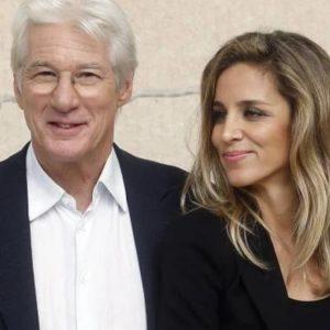 Richard Gere e Alejandra Silva in attesa del secondo figlio insieme