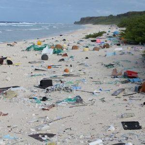 L'isola di rifiuti di plastica diventa un mini resort ecologico: l'idea di Eric Becker