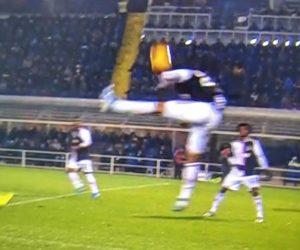 Rigore Atalanta Juventus Emre Can mano Rocchi var