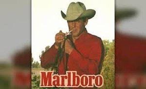 Robert Norris, morto l'originale Marlboro Man...che odiava le sigarette