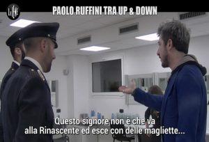 Paolo Ruffini, Le Iene