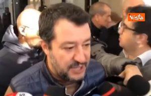 """Mes, Salvini: """"Rischio di salvare banche tedesche con i risparmi degli italiani"""""""