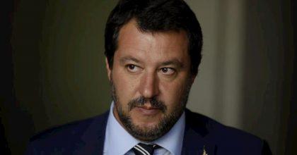 """Matteo Salvini sulla sentenza Cucchi: """"Questo testimonia che la droga fa male"""""""