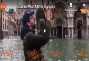 Matteo Salvini, Vista