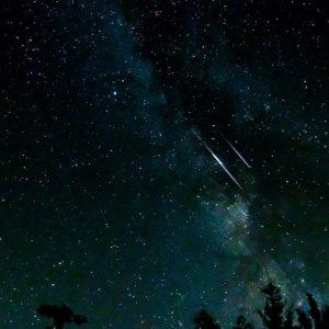 Sciame di meteore, occhi al cielo alle 5 del mattino di venerdì 22 novembre