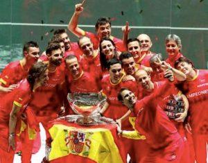 Coppa Davis, Spagna trionfa nel Mondiale del tennis