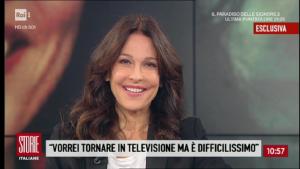 """Storie Italiane, Luana Colussi: """"Casta da anni, ecco il perché"""""""