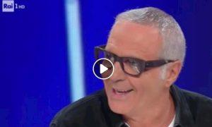 Tale e Quale Show, doppia gaffe di Giorgio Panariello. E Carlo Conti...