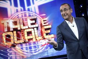 """Tale e Quale Show, puntata speciale per venerdì 22 novembre: in gara imitatori """"non professionisti"""""""