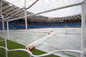 Terremoto Roma avvertito all'Olimpico prima di Lazio Celtic