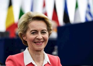 Ursula Von Der Leyen (461) più voti di Juncker, (423). Svanisce in Parlamento mito vittoria sovranista