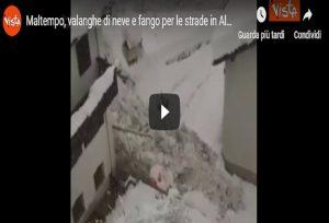 Maltempo Alto Adige, Vista