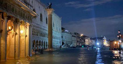 Venezia, previsto nuovo picco di marea il 15 novembre: acqua alta fino a 150 cm