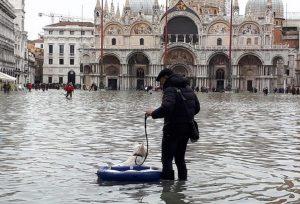 Venezia, Ansa