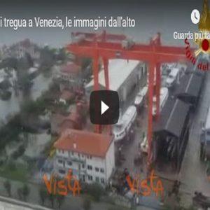 Venezia, le immagini dall'alto