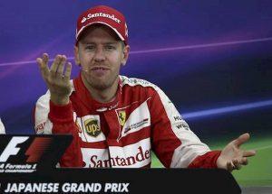 Vettel marijuana Austin gran premio Formula 1
