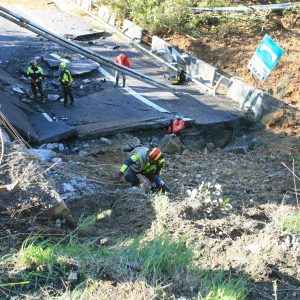 Genova isolata crollo viadotti: prima ponte Morandi, ora A6
