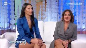 """Carolina Stramare, flirt con Eros Ramazzotti? Miss Italia a Vieni da Me: """"Lo stimo ma..."""""""