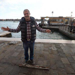 Venezia, edicolante Walter Mutti: Ho avuto paura di morire