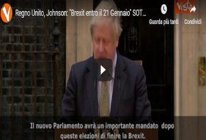 Boris Johnson, Vista