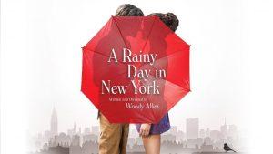 Un giorno di pioggia a New York. Recensione (senza spoiler) dell'ultimo film di Woody Allen