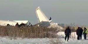 Kazakistan, aereo precipita: a bordo in 100, almeno 14 morti VIDEO