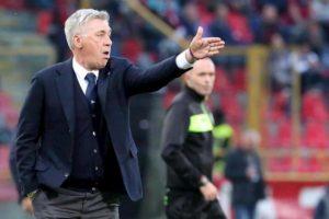 Ancelotti è il nuovo allenatore dell'Everton: per lui contratto fino al 2024