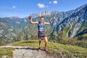 """Andrea Grilli, runner caduto sul Resegone si sveglia dal coma: """"Ciao amore"""""""