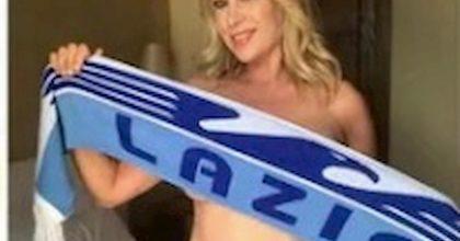 """Anna Falchi esulta su Instagram: """"Come godo per la Lazio..."""""""