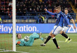 Atalanta, agli ottavi di Champions alla prima partecipazione: dopo tre partite, aveva zero punti
