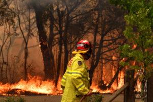 Australia, emergenza incendi: roghi e temperatura più alta di sempre