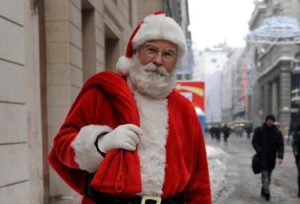 Babbo Natale, Ansa