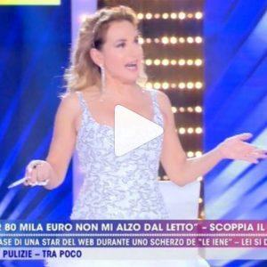 Live, Barbara D'Urso invita la Chiara sbagliata: c'è la Nasti, ma lei la scambia per Biasi