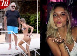 """Flavio Briatore ha lasciato Benedetta Bosi. """"Liquidata con un sms"""". Natale in famiglia con la Gregoraci"""