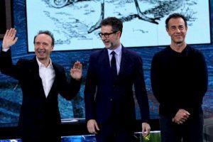 """Che Tempo Che Fa, Roberto Benigni racconta la sua infanzia: """"La mia famiglia era povera"""""""
