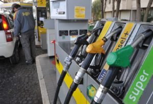Benzina, Ansa