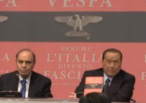 """Berlusconi: """"Salvini ha sbagliato a chiedere i pieni poteri. Si è scusato con me"""""""