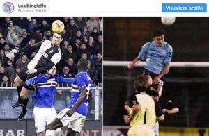 """Albinoleffe su Instagram: """"Biava meglio di Cristiano Ronaldo"""""""