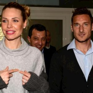 Ilary Blasi, Totti: quarto figlio arriva, è tutto per me. Sulla fiction...