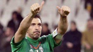 Presenze in Serie A, Buffon aggancia Maldini al primo posto