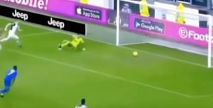 Buffon, papera Juventus-Sassuolo 2-2: video YouTube