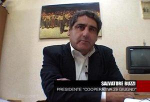 Salvatore Buzzi, Ansa